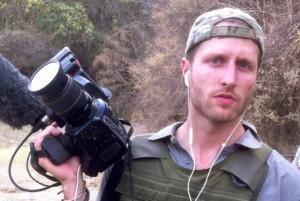 Il regista Matthew Heineman