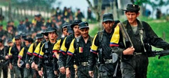Colonna Armata delle FARC