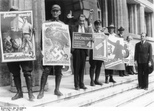 Propaganda elettorale Berlino 1932