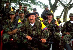 Battaglione delle farc