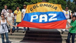 Pace in Colombia