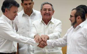 Pace tra Governo Colombiano e FARC