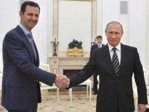 Assad e Putin