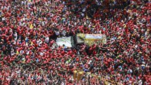 Funerale Chavez