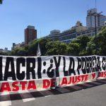 Buenos Aires manifestazione
