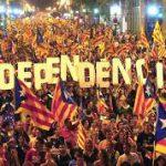 Proteste in Catalogna