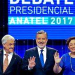 Candidati alla presidenza del Cile 2017