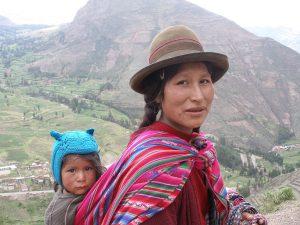 Indios del Sud America