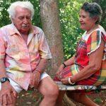 Zelia Gattai e Jorge Amado