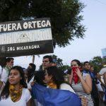 Manifestazioni in Nicaragua