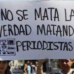 Manifestazione Messico