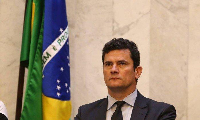 Il giudice Sergio Moro