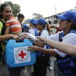 Arrivano i primi aiuti per il Venezuela