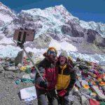 Selfie Everest