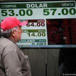 Cambio dollaro Peso